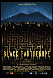 Black Parthenope Poster