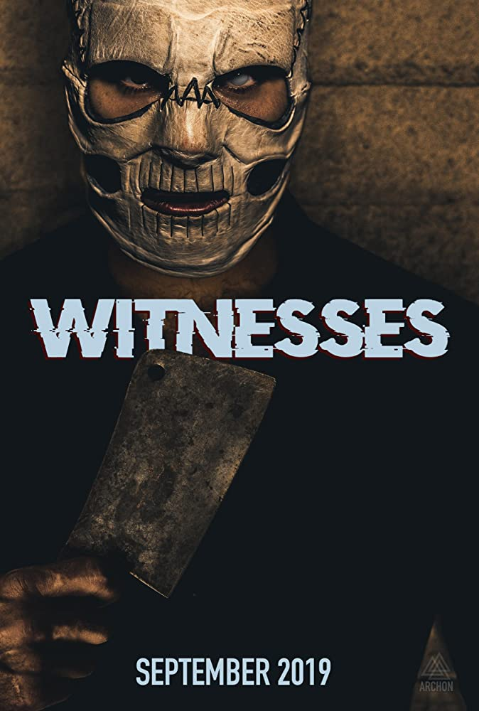 View Witnesses (2019) Movie poster on Ganool