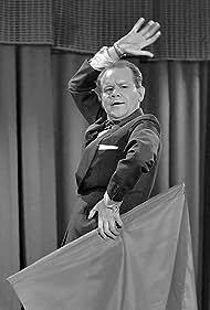 Jørgen Ryg in Ung caba-revy (1962)