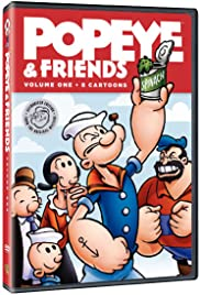 Popeye and Friends Poster