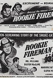 Rookie Fireman Poster