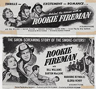MP4 movie torrents free download Rookie Fireman [720pixels]