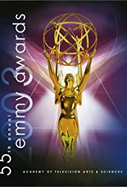 The 55th Annual Primetime Emmy Awards Poster