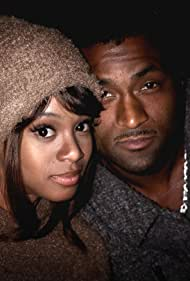 Lisa 'Left Eye' Lopes and Andre Rison in Hopelessly in Love (2020)
