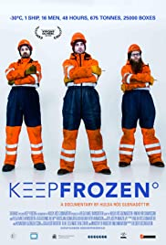Keep Frozen Poster