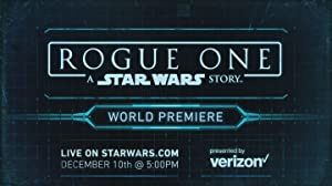 Where to stream Rogue One: A Star Wars Story - World Premiere