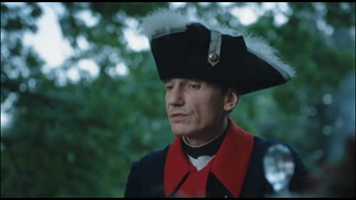 Stass Klassen as Frederick the Great, King of Prussia