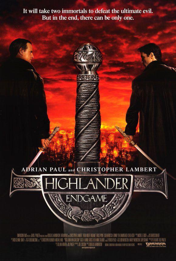 Highlander: Endgame download