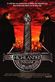 Christopher Lambert and Adrian Paul in Highlander: Endgame (2000)