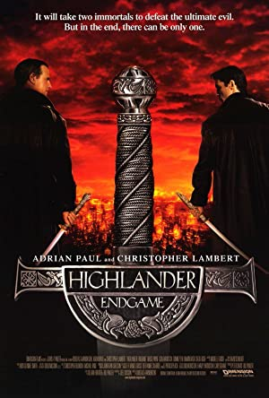Highlander: Endgame (2000)  Watch Online