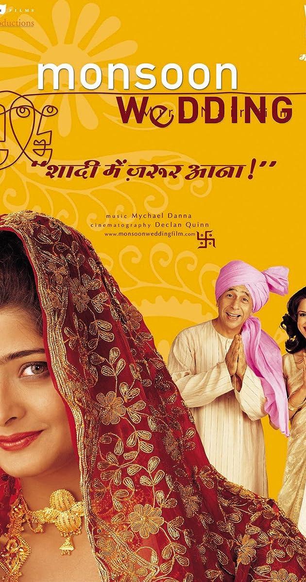 Monsoon Wedding (10) - IMDb