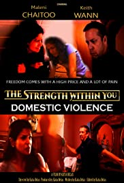 The Strength Within You: Domestic Violence Poster