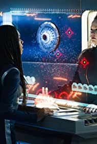Sonequa Martin-Green and Mary Wiseman in Unification III (2020)