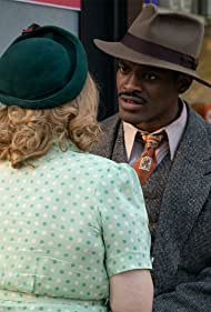 Jordane Christie in Dangerous Intruder (2021)