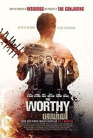 Habib Ghuloom, Maisa Abd Elhadi, Samer Ismail, Samer al Masri, and Mahmoud Al Atrash in The Worthy (2016)
