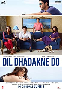 Mpeg4 free movie downloads Dil Dhadakne Do [1020p]