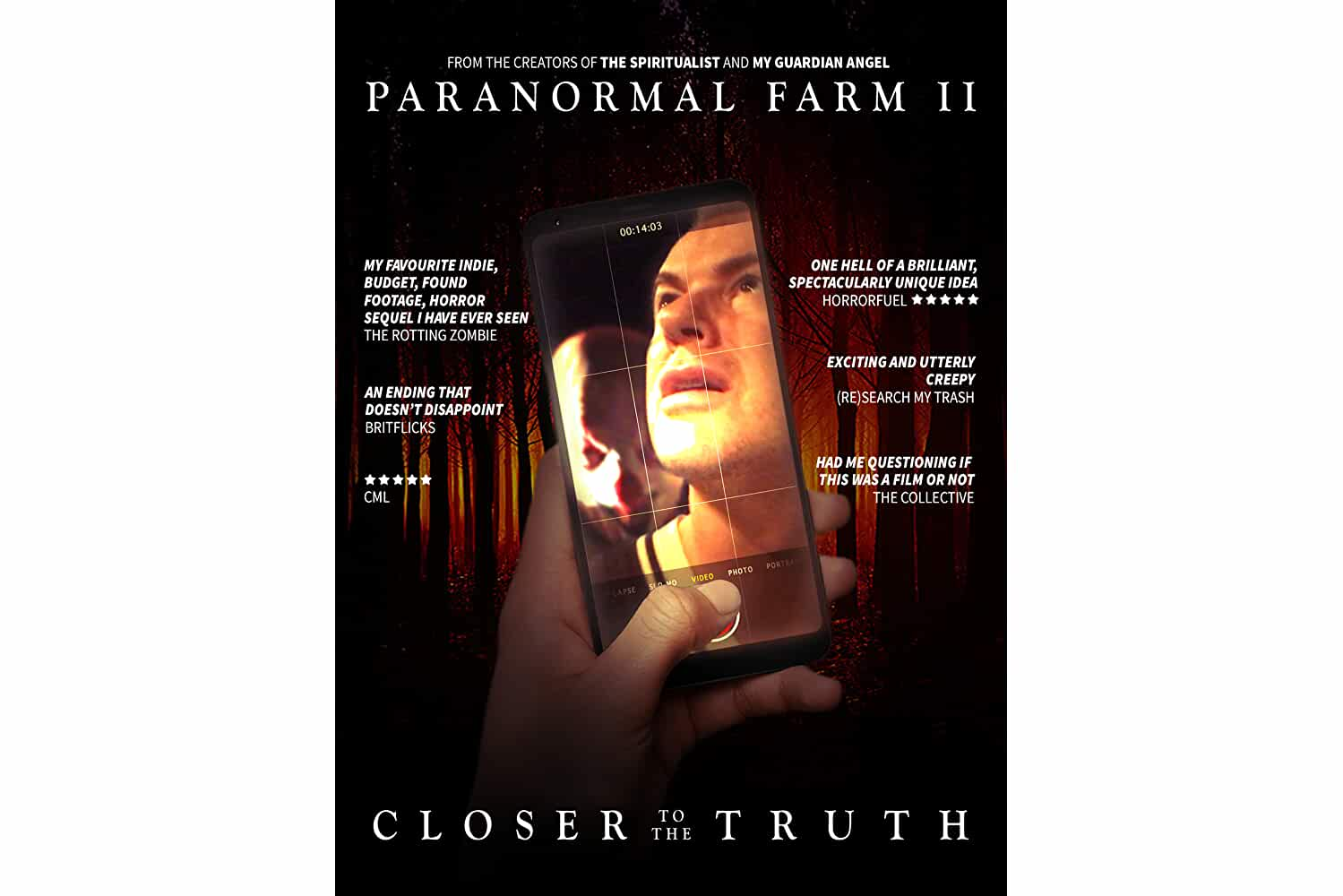 Paranormal Farm 2 Closer to the Truth (2018)