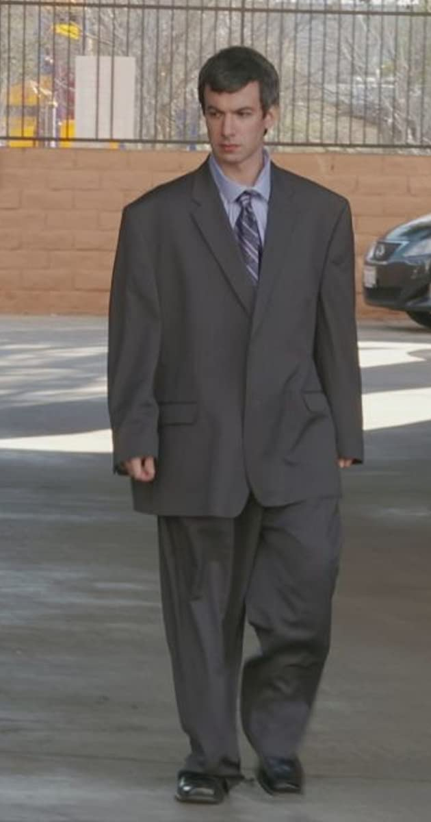 Nathan For You Big Suit