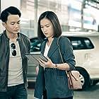 Ai Phuong and Anh Tu in Bang Chung Vo Hinh (2020)