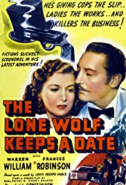The Lone Wolf Keeps a Date Poster