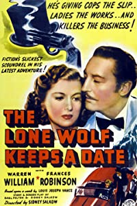 Movie downloads mp4 free The Lone Wolf Keeps a Date USA [360x640]