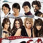 Fele Martínez, Miguel Ángel Muñoz, Joaquín Reyes, Norma Ruiz, Adam Jezierski, Salomé Jiménez, Pilar Rubio, and Amaia Salamanca in Tensión sexual no resuelta (2010)
