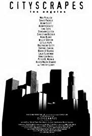 Cityscrapes: Los Angeles Poster