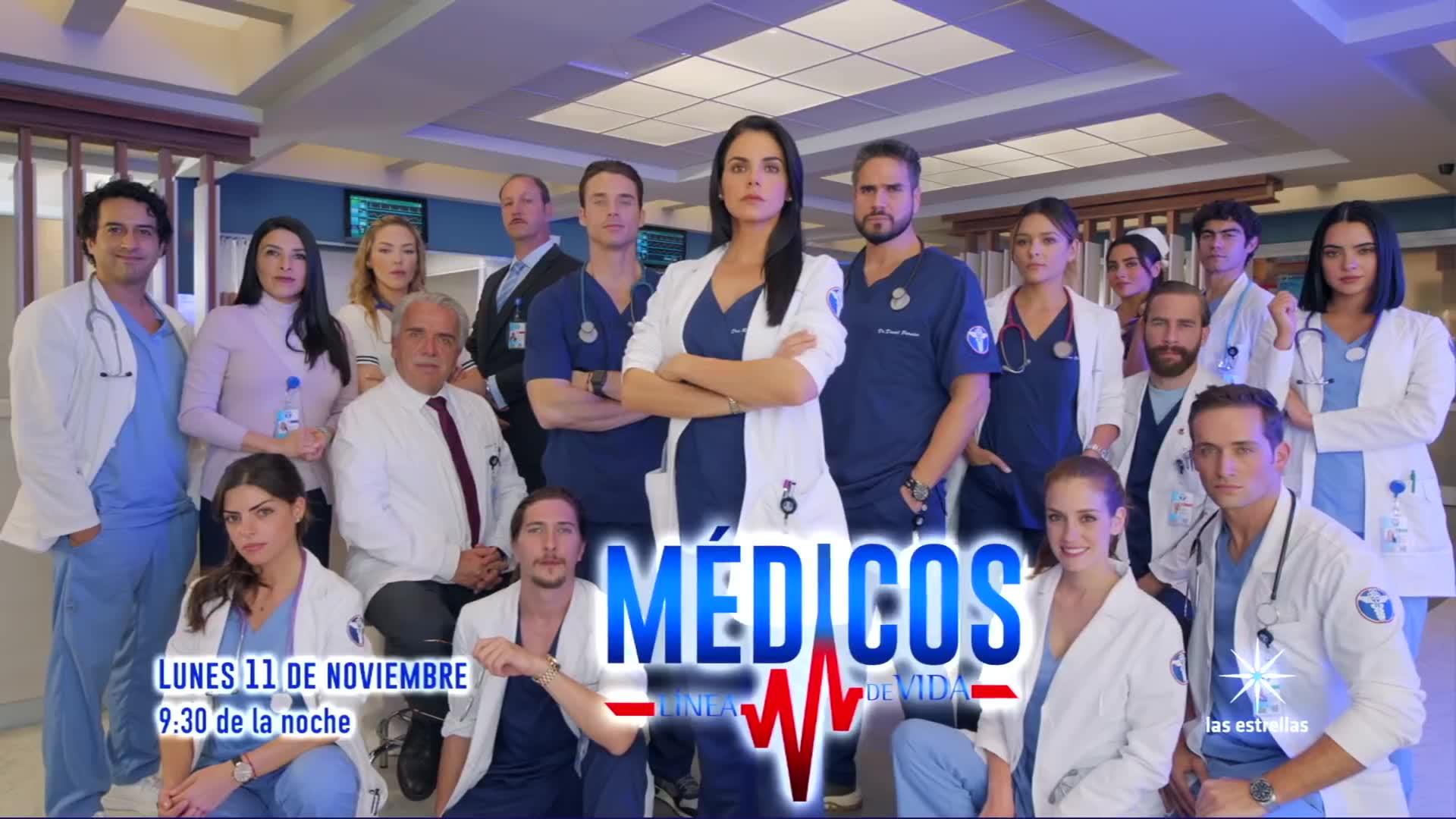 Médicos Línea De Vida Tv Series 2019 Imdb