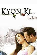 Primary image for Kyon Ki...