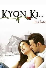 Kyon Ki...(2005) Poster - Movie Forum, Cast, Reviews