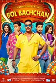 Bol Bachchan (2012) HDRip Hindi Movie Watch Online Free
