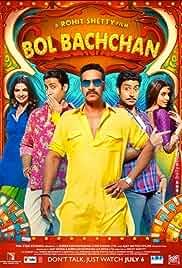 Bol Bachchan (2012) HDRip Hindi Movie Watch Online Free