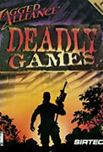 Primary image for Jagged Alliance: Deadly Games