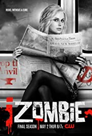 iZombie Poster - TV Show Forum, Cast, Reviews