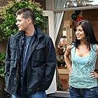 Jensen Ackles and Cindy Sampson in Supernatural (2005)