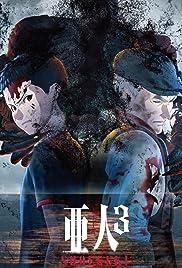 Ajin Part 3: Shougeki Poster