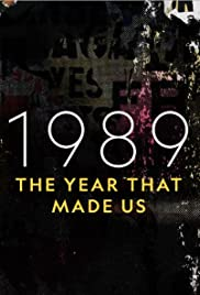1989: The Year That Made Us Poster