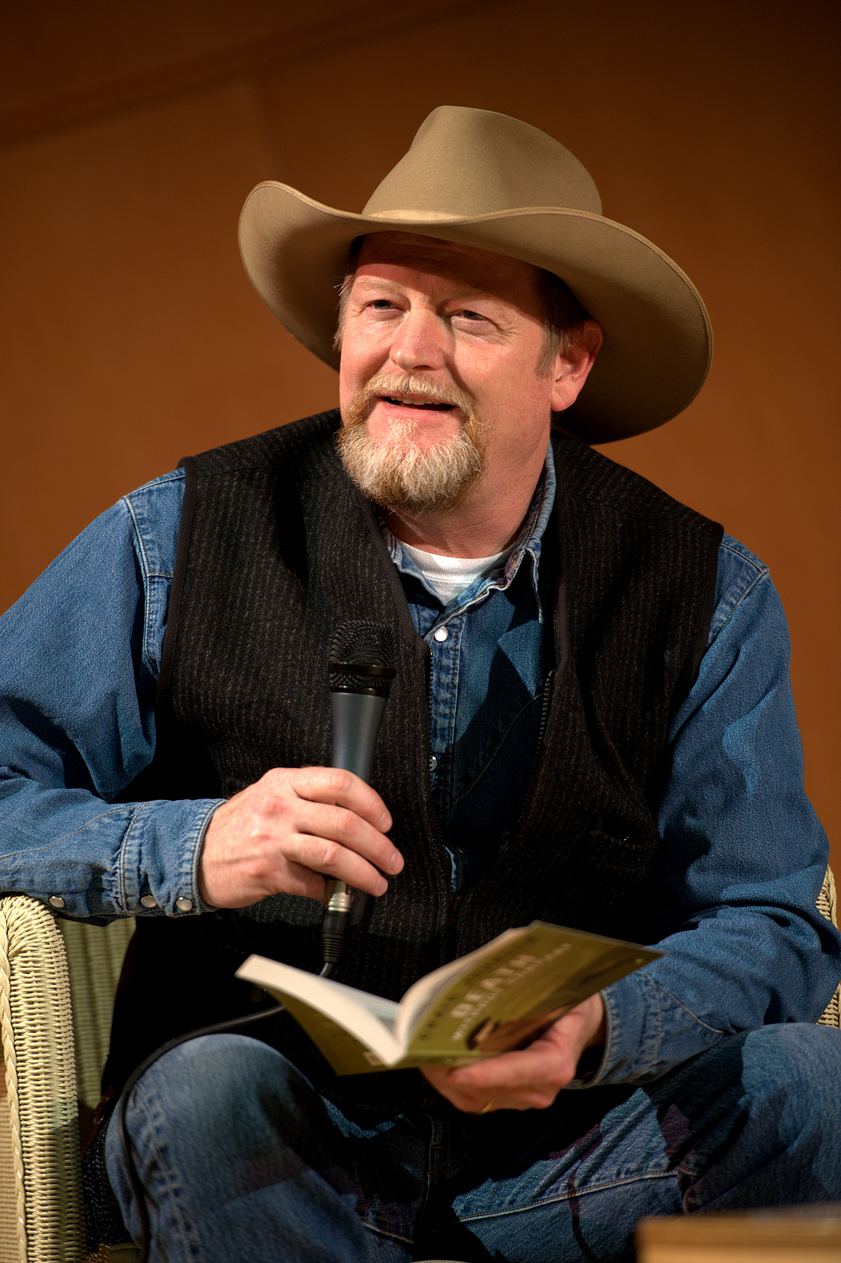 Craig Johnson author
