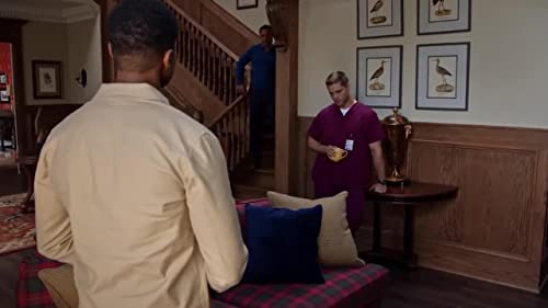 TYLER PERRY'S THE HAVES AND THE HAVE NOTS: Morning