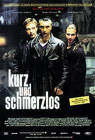 Adam Bousdoukos, Aleksandar Jovanovic, and Mehmet Kurtulus in Kurz und schmerzlos (1998)