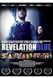 Revelation Blue: The Living Waters Poster