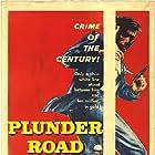 Elisha Cook Jr., Jeanne Cooper, Nora Hayden, Wayne Morris, Gene Raymond, Stafford Repp, and Steven Ritch in Plunder Road (1957)