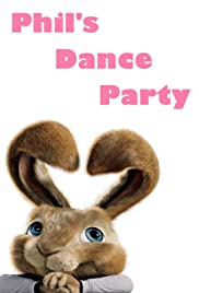 Phil's Dance Party Poster