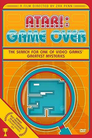 Where to stream Atari: Game Over