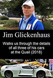 Jim Glickenhaus Walks Us Through the Details of All Three of His Cars at the Quail Poster