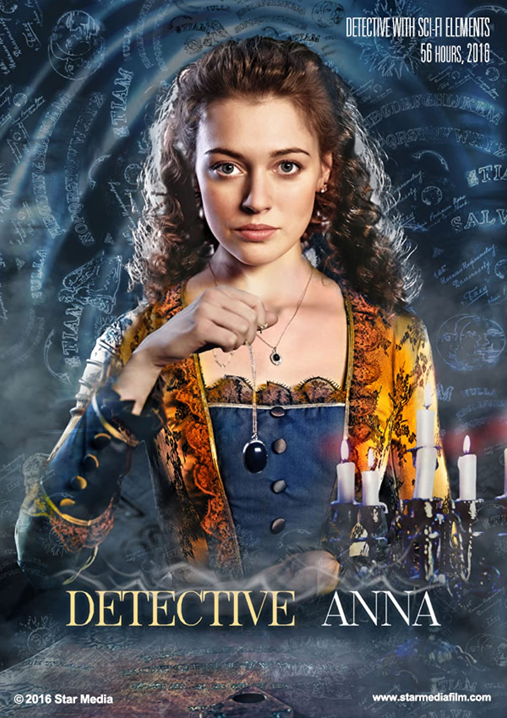 Detective Anna S01 (2020) E01-31 Hindi Dubbed MX Web Series 1GB HDRip Download