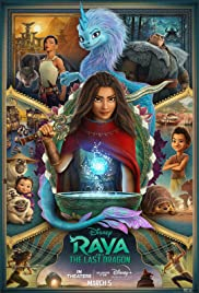 Raya and the Last Dragon 2021 (Hindi - English) WebRip  Movie Download