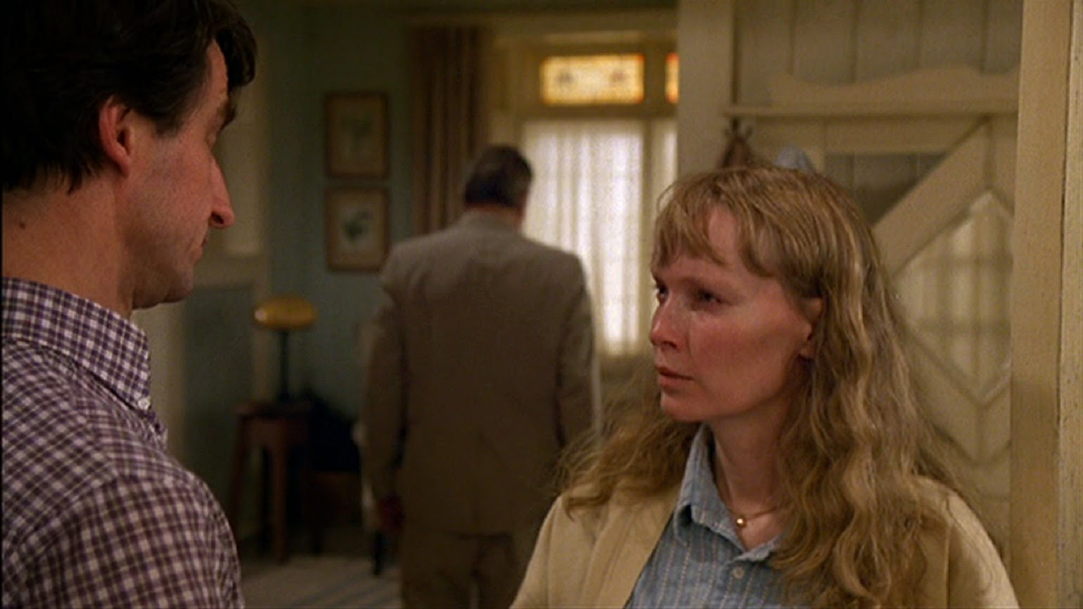 Mia Farrow and Sam Waterston in September (1987)
