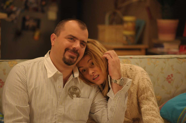 Nikola Kojo and Bojana Stefanovic in Ono kao ljubav (2009)