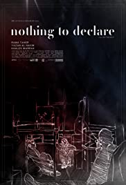 Nothing to Declare Poster